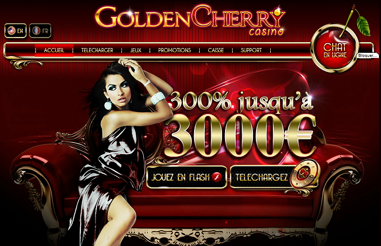 image site Golden Cherry